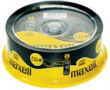CD-R MAXELL 700MB ШПИНДЕЛ/25 БРОЯ